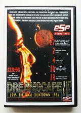 DREAMSCAPE 21 - THE FINAL COUNTDOWN (HARDCORE 8 CD PACK) 31ST DEC 1995