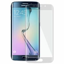 Samsung Galaxy S6 Edge 3D FULL COVER Panzerglas Superhardglas Gewölbt Curved