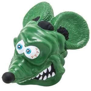 Mooneyes Rat Fink Antenna Topper Hot Rod Kustom Kulture