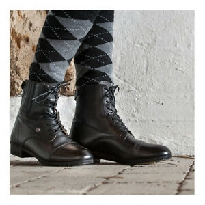 Suedwind Boots Advanced Back Zip Lace Black Ankle Boot Boots Riding UK 7 EURO 41