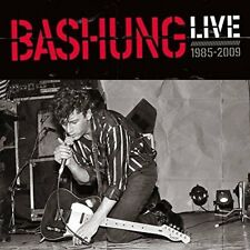 Integrale Live 1985-2009 (coffret 10 Cd) Barclay Alain Bashung