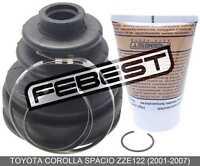 Boot Inner Cv Joint Kit 77.8X94X21.7 For Toyota Corolla Spacio Zze122