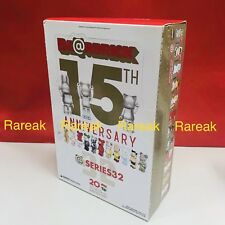 Medicom Be@rbrick 2016 Series 32 Full box S32 Unopened Bearbrick Case of 24pcs