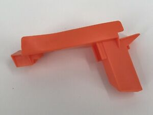 Mattel HOT WHEELS Criss Cross Crash (1) Replacement Track Orange Ramp B