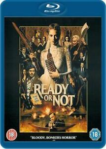 Ready or Not Blu-ray (2019)