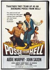 Posse From Hell 1961 DVD - Audie Murphy, John Saxon, Zohra Lampert