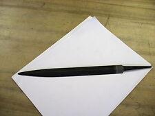"""Nicholson File  36607 10""""  1/2-Round #2 Cut Swiss Pattern File New"""
