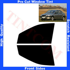 Pre Cut Window Tint Dacia Logan 4 Doors Saloon 2004-2012 Front Sides Any Shade