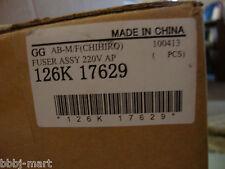 126K17629 Xerox FUSER ASSy 220V Ap AB-M/F (CHIHIRO)