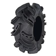 Set (2) Gorilla 27-10-12 Silverback ATV UTV SXS Silver Back Mud Tires 27x10-12