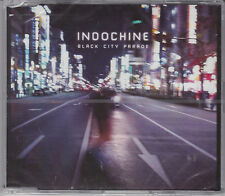 MAXI CD SINGLE 6T INDOCHINE BLACK CITY PARADE DE 2013 NEUF SCELLE SEALED