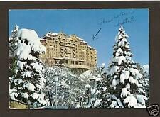 HOTEL CARLTON, ST. MORITZ, SWITZERLAND >