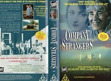THE COMPANY OF STRANGERS - VHS - PAL - NEW - NEVER PLAYED!! -Original Oz release