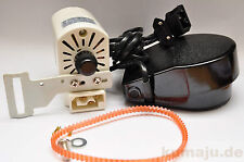 Nähmotor, Nähmaschinenmotor, Motor für Nähmaschinen mit Fußanlasser 90 Watt, YDK