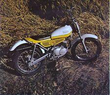 1974 YAMAHA TY80 72CC PHOTO VINTAGE MINI BIKE MINICYCLE