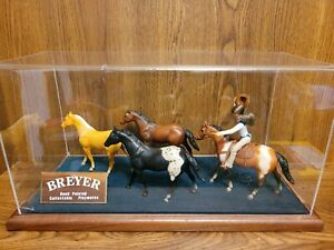 RARE Breyer Little Bits Paddock Pals store display - now with FREE SHIPPING!