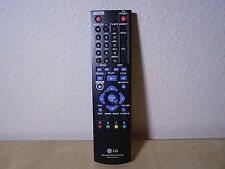 LG Blu-Ray Disc Player Remote Control  AKB73215304