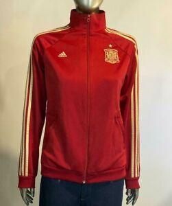 Spain Espana 2014 Adidas World Cup Track Top Jacket Football Soccer Rare size L