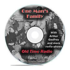 One Man's Family, 1,382 Old Time Radio Shows, Soap Opera Drama OTR mp3 DVD G32