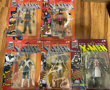 X-Men Retro 80 Years Marvel Legends Action Figures - WOLVERINE STORM gambit lot