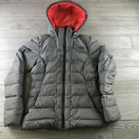 *The North Face Women's 550 Puffer Jacket Size Small Dark Gray