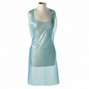 1000 High quality Disposable Apron Polythene Plastic Aprons (UK)