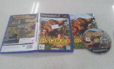 Cabela's Dangerous Hunts Sony PS2 PAL Version