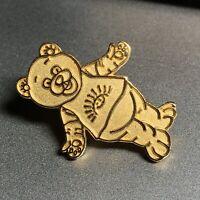 BEAR Lapel Pin Tack Pin  P19