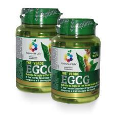 Optima Thè Verde EGCG 551 mg (60 capsule) 2 Confezioni