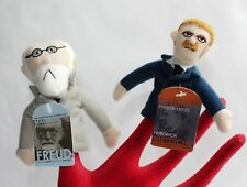 Magnetic Finger Puppet from UPG - Sigmund Freud + Nietzsche