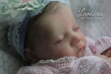 Lambkins Nursery's Gorgeous Reborn Baby CAMILLA from Levi by Bonnie Brown 20""