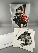 Metal Gear Soild V: The Phantom Pain The Complete Official Guide Collectors Ed