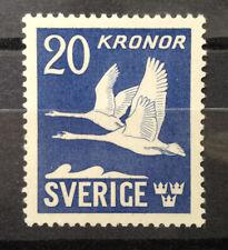 Suède, Poste aérienne, n° 7, **.