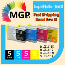 20 GENERIC INK LC57 LC37 FOR BROTHER DCP540C MFC235C MFC685CW DCP130C