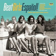 Beat Girls Español 1960s She-pop From Spain Variou Artists LP Vinyl 14 Track