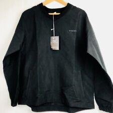 Vantage Mens Jacket Size SM Black Pullover Volvo Windshirt Pullover Golf NWT