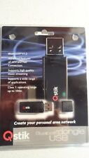 Qstik  USB Bluetooth Dongle Brand New in Pack