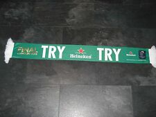 RUGBY SCARF Heineken European Champions Cup  Try Try London Final 2015 Brand New