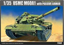 Academy 1/35 USMC M60A1 Passive Armor Motorized Tank Plastic Model Kit 13271
