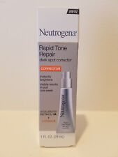 Neutrogena Rapid Tone Repair Dark Spot corrector Accelerated Retinol SA