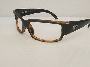 Used Costa Del Mar Caballito Sunglasses Replacement Frame