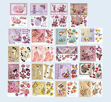 Decoupage Cardmaking CD 1 Assorted