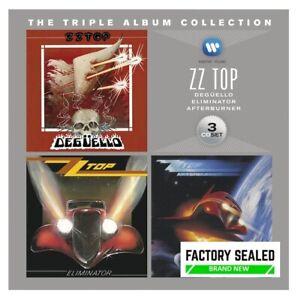 ZZ Top – The Triple Album Collection 3 x CD Digipak Set NEW