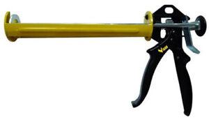 Pistola professionale per ancorante ancoranti chimici cartucce ml. 300 VIGOR