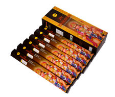 6 Box/Pack 120 Sticks Total Jai Hanuman Sreevani Quality Incense Stick Fragrance