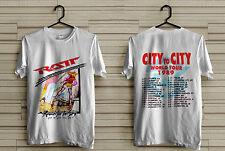 RaRe *1989 RATT* vintage rock concert Tour LA Glam Metal t shirt size s-2xl