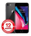 Apple iPhone 8 - 64GB 256GB Unlocked Smartphone Good Condition Warranty