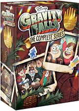 Gravity Falls The Complete Series ( DVD, 7-Disc, 2018) Region 1, US Seller