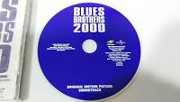 THE BLUES BROTHERS 2000 SOUNDTRACK OST BSO CD 1997 SPANISH EDITION