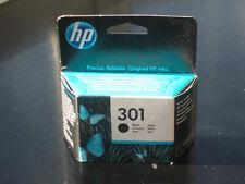 NEW Original HP 301 Black  Ink Cartridge for Deskjet 1000 and others